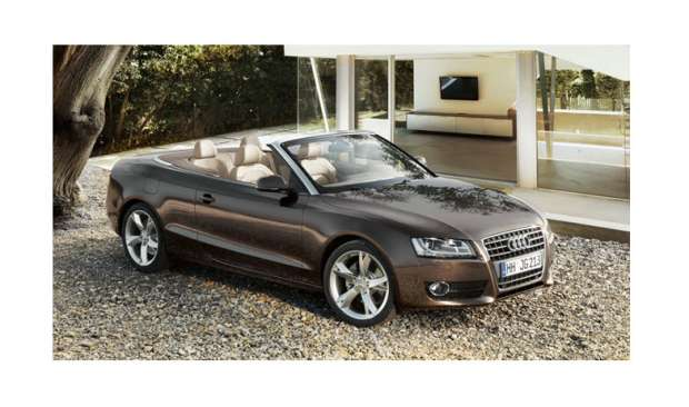 prooo audi a5 cabrio mit 2 9 leasing. Black Bedroom Furniture Sets. Home Design Ideas
